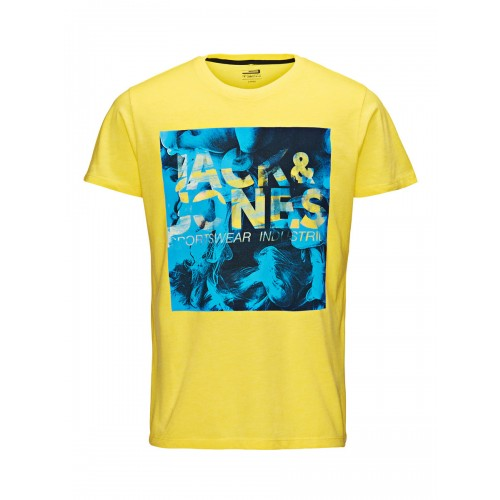 Soft Organic Cotton T-Shirt - JACK & JONES> - 12083816