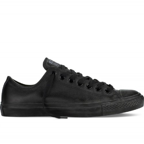 CHUCK TAYLOR OX LEATHER- CONVERSE)( 135253C