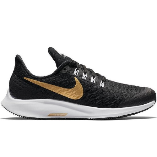 AIR ZOOM PEGASUS35 SHIELD (GS)- NIKE) AV4483-001