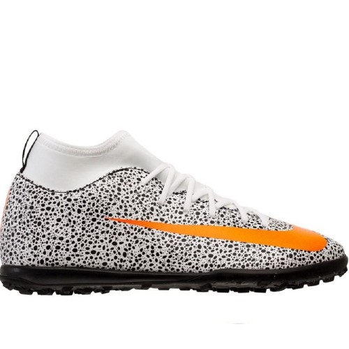JR SUPERFLY 7 CLUB CR7 TF- NIKE)( CV3287-180