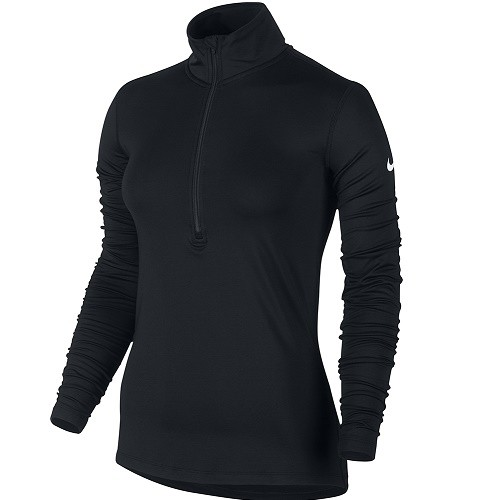 Women's Pro Warm Top - NIKE - 803145-010