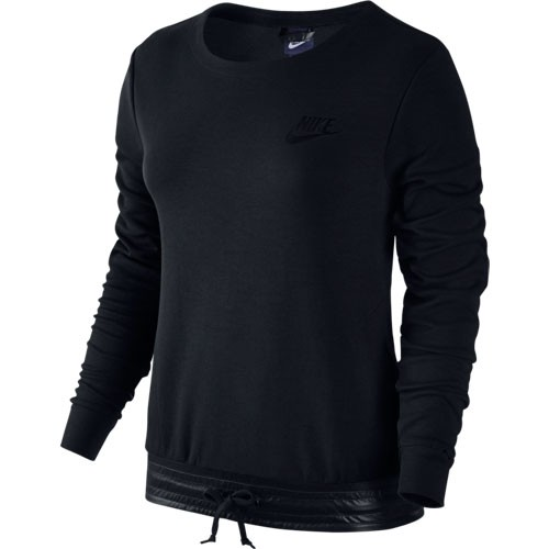 Women's Sportswear Advance 15 Crew - NIKE - 804016-010