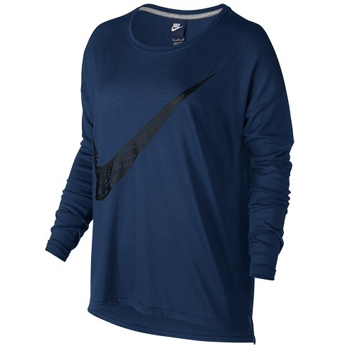 W NSW Top GX LS - NIKE - 838611-423