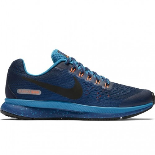 ZOOM PEGASUS 34 SHIELD (GS) - NIKE - 922850-400