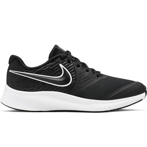 STAR RUNNER 2 (GS)- NIKE)( AQ3542-001