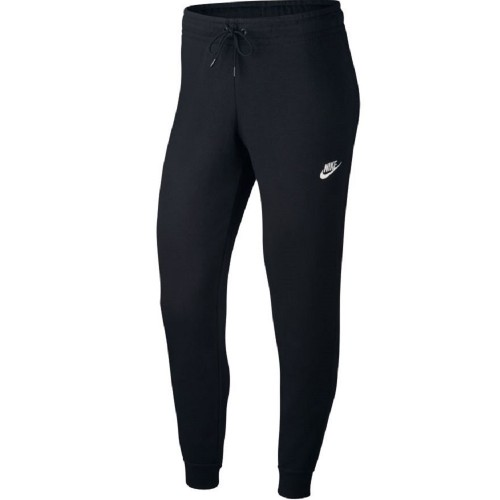 W NSW ESSNTL PANT TIGHT FLC- NIKE)( BV4099-010