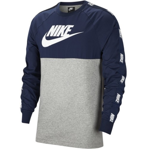 CE TOP LS HYBRID- NIKE() CJ4435-410
