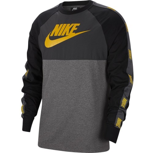 CE TOP LS HYBRID- NIKE() CJ4435-071