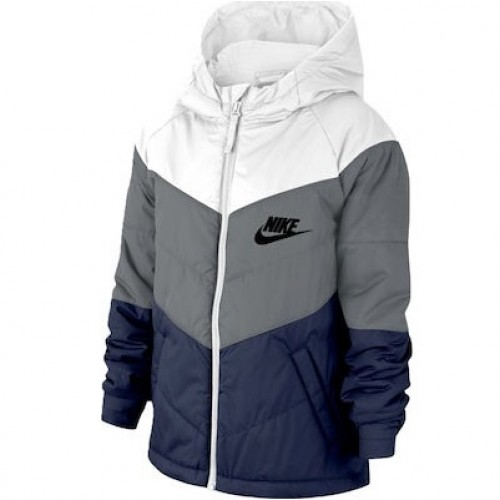 SYNTHETIC FILL JACKET- NIKE)( CU9157-102
