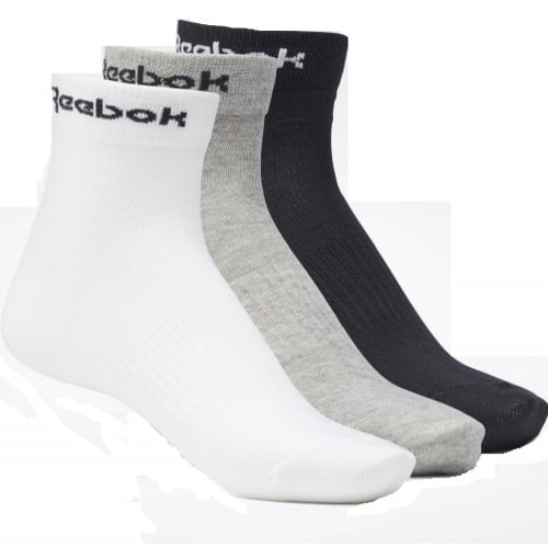 ACT CORE ANKLE SOCK- )(REEBOK GH8168