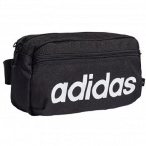 LINEAR BUM BAG BLACK/WHITE- )(ADIDAS GN1937