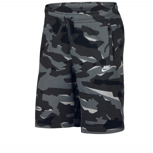 CLUB CAMO SHORT FT- NIKE( AR2917-065