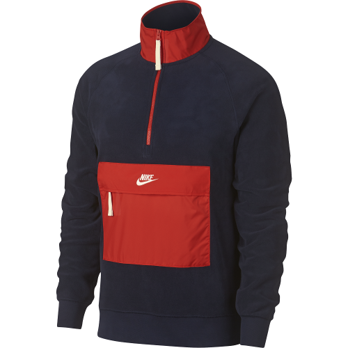 Sportswear Winter Zip Sweater- NIKE) 929097-451