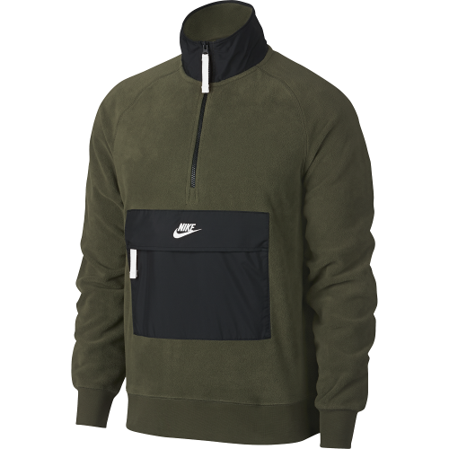 Sportswear Winter Zip Sweater- NIKE) 929097-395