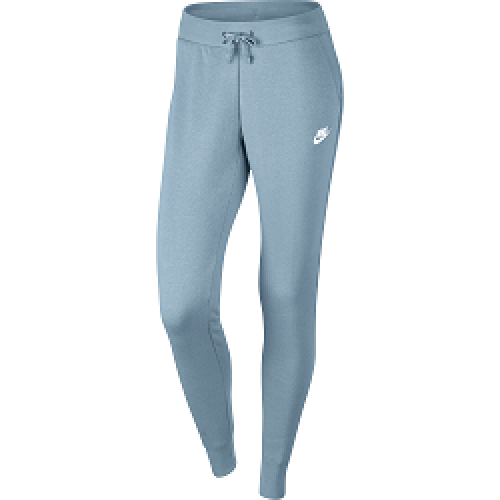 W PANT FLC TIGHT - NIKE - 807364-452