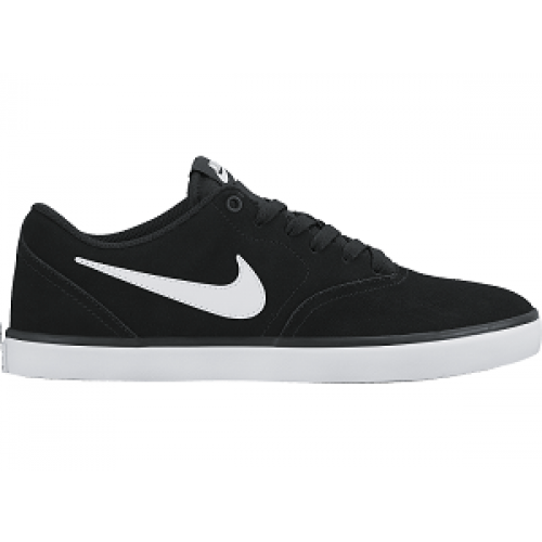 SB CHECK SOLARSOFT SKATEBOARDING SHOE - NIKE - 843895-001