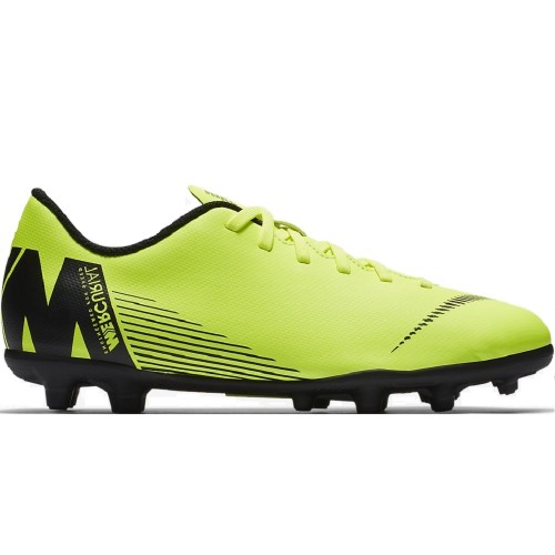 Mercurial Vapor 12 Club FG/MG (GS)- NIKE) AH7350-701