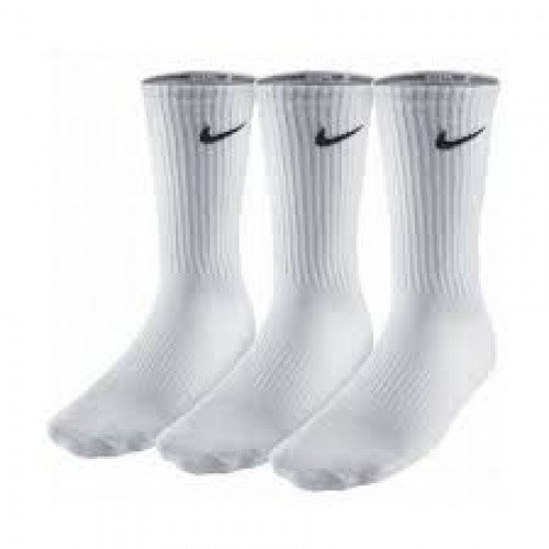 3PPK Value Cotton Crew - NIKE - SX4508-101